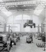 Berliet CBA Hall montage Monplaisir 1916