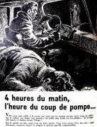 pub Unic 1955 coup de pompe