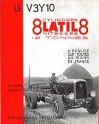 Latil V3Y10 essais pub
