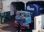 Scammel TIR ferry Angleterre 1965