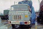 Berliet TCK TIR Ferry Angleterre 1965