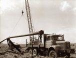 Berliet Cuba GBC8M3 défrichement terres agricole 1966