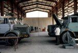 Berliet Cuba atelier base de réparation Mariel 1973