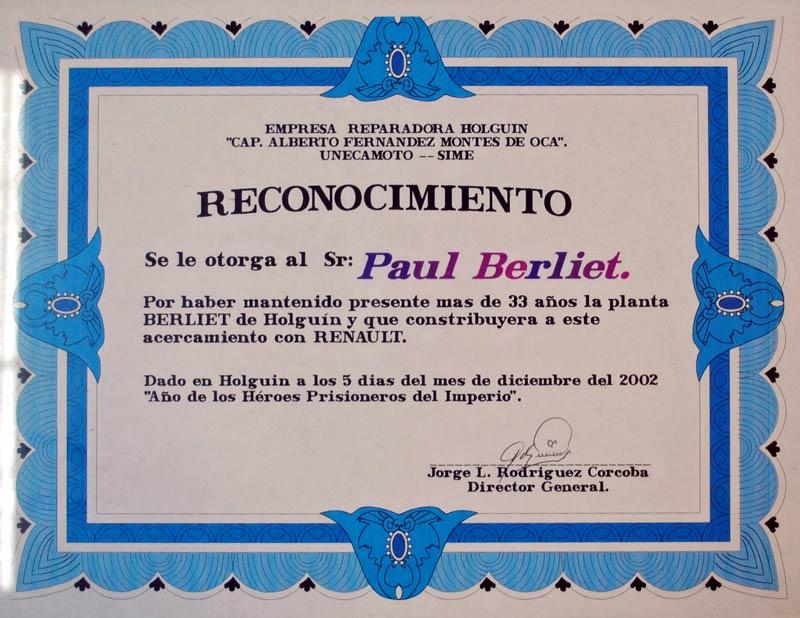berliet-cuba-reconnaissance-paul-berliet-2002
