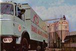 Berliet GCK aliments bétail Provimi vrac 1967