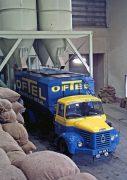 Berliet GLR8M3 aliment bétail Oftel 1969