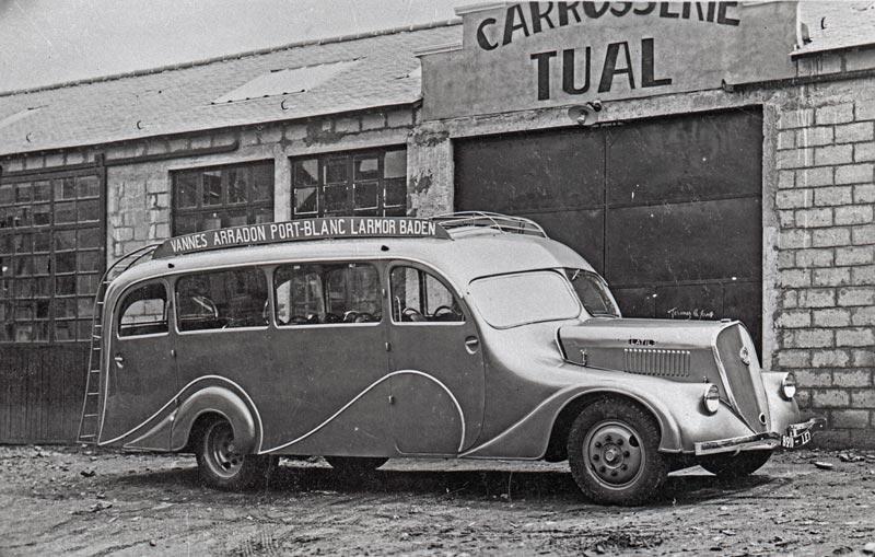 Connaissez vous les autocars latil fondation berliet for Garage rossi marseille