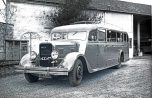 Latil autocar V3AB3 Brivin Niort carrosserie Currus 1935