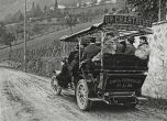 Berliet car alpin CAA 1909