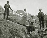 Marius Berliet alpinisme Chamonix 1906