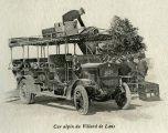 Car Berliet Repellin & Trafford 1909