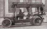 Car alpin char à bancs Mors 1906