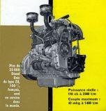 Unic moteur ZU 4 cyl 1960