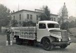 Unic ZU50 laitier 1949