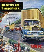unic ZU102 dépliant unic1956