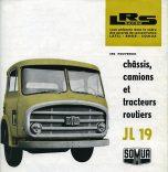 Somua JL19 1956