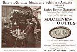 Somua publicité obus 1917