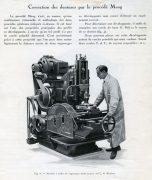Somua rectifiage Naag 1930