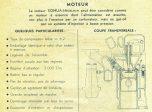 Somua fiche moteur Hesselman 1946