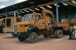 Berliet L648R Cote d'Ivoire Socicab