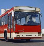 Berliet autobus PR100 1971