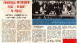 Berliet PR100 signature contrat Pologne 1972