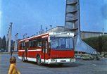 Berliet PR100 Pologne essais 1972