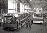 ligne de montage PR110 usine de Jelcz vue 2