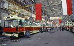 ligne montage PR110 usine Jelcz