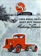 15 FWD série U publicité 1955