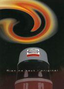 Publicité Huiles Berliet 1998