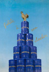Publicité Huiles Berliet 1973