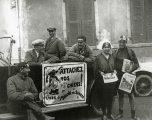 00 Tour de France 1927 première publicité presse