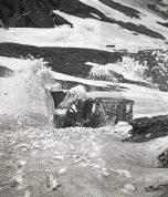 Chasse-neige Cletrac 1936