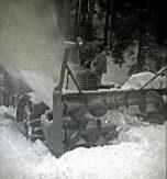 Chasse-neige Oshkosh Snogo 1952