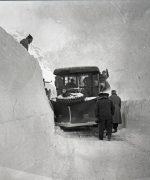 Chasse-neige Latil TR 1952 essais 4