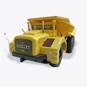 Maquette Berliet T100 N°3 6x4 Benne Marrel